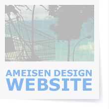 Ameisen Design WebSite